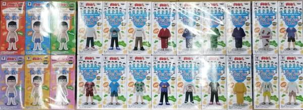 おそ松さん WCF ワールドコレクタブルフィギュア 松に衣を!! 全6種&専用キット 全18種 合計24種set 新品未開封 数量2 グッズの画像