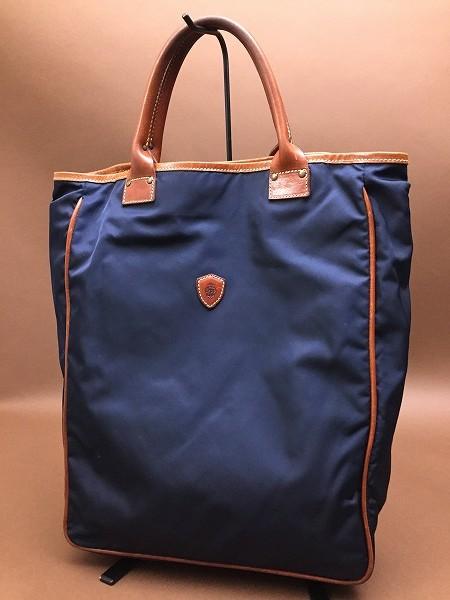 ●フェリージ 05-31 人気の紺茶 トートバッグ ブリーフ ビジネス バッグ 仕事鞄 F01