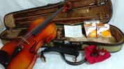 大人用スズキバイオリン・シリアルNO.300・サイズ4/4・製造1991年