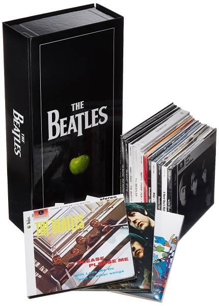ザ・ビートルズ・ボックス Box set, CD+DVD, Original recording ライブグッズの画像