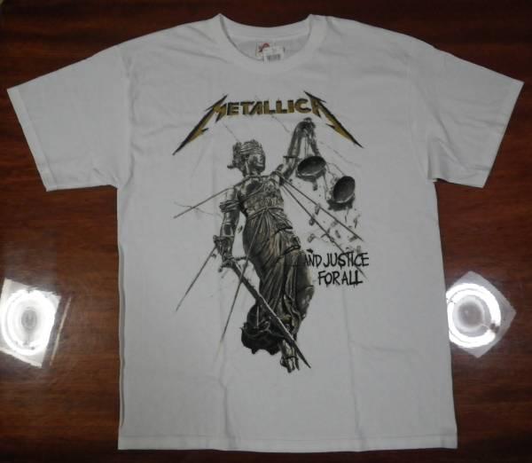 メタリカ Tシャツ METALLICA ( ロックTシャツ バンドTシャツ メタルTシャツ ツアーTシャツ ) ライブグッズの画像
