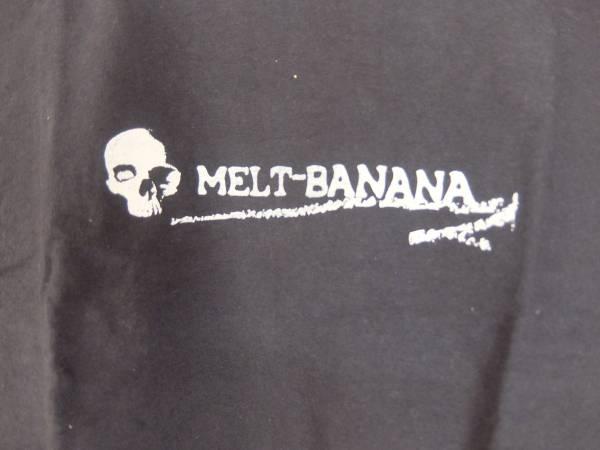 ② Melt-Banana Tシャツ NIRVANA MELVINS sonic youth