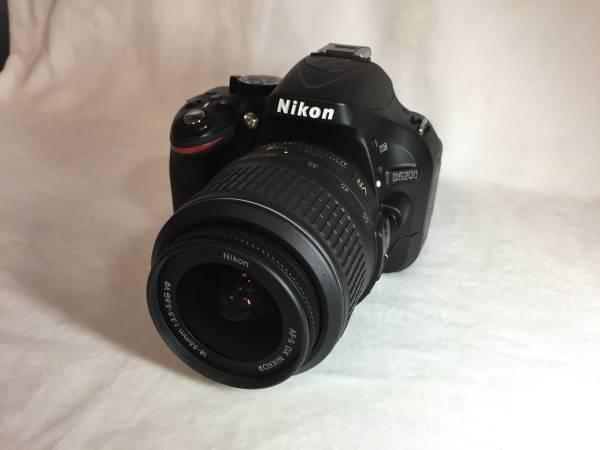 Nikon D5200 18-55VR Kit +おまけ多数