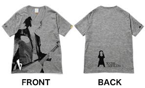 BOOM BOOM SATELLITES Tシャツ NO MUSIC, NO LIFE No.127 Sサイズ 未開封 ブンブンサテライツ タワレコ