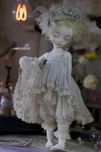 iMdadoll 3.0 Modigli Romantic custom *camellia*_画像3