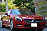24 year SL350AMG sport PKG radar safety Magic sky roof 2,2 ten thousand Km 4,5 point finest quality low running car