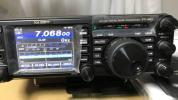 中古 YAESU 八重洲無線 ★FT-991M(50W)★ HF/50/144/430Mhz オールモードトランシーバ 付属品付き(DC電源ケーブルは未使用)