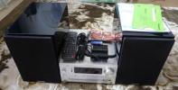 ★☆PANASONIC CDステレオシステム SC-PMX100-S Bluetooth/CD/USB/FM/MP3 ハイレゾ音源対応 シルバー☆★