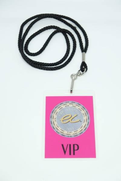 エリッククラプトン 2014年ツアー 武道館VIP入館証 ライブグッズの画像