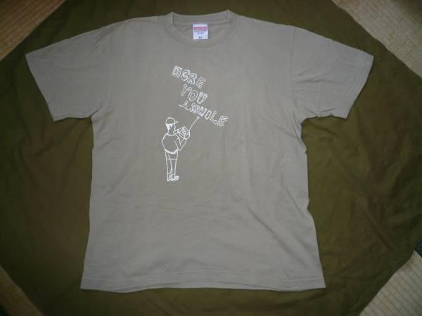 OGRE YOU ASSHOLE バンドT Tシャツ Mサイズ 美品