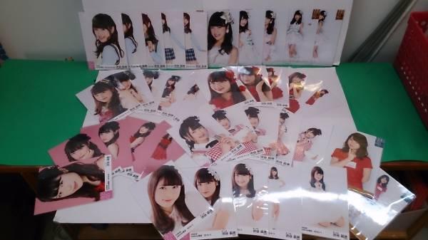 AKB48 NMB48 netshop 個別 月別 生写真 5枚コンプ 渋谷凪咲 まとめ 8コンプ 37枚 ライブ・総選挙グッズの画像