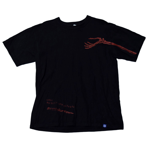 ミッシェルガンエレファント LAST HEAVEN TOUR 2003 ツアー Tシャツ M Thee michelle gun elephant 検 チバユウスケ THE BIRTHDAY