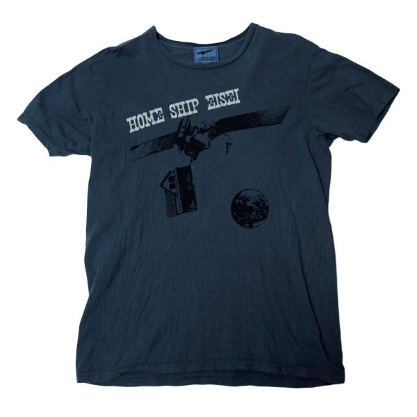 BUMP OF CHICKEN 2008 TOUR HOME SHIP EISEI Tシャツ M バンプオブチキン ツアーTシャツ