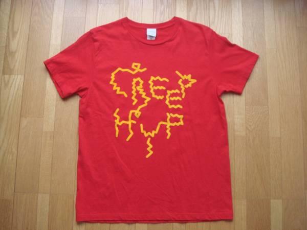 クリープハイプ 寝癖Tシャツ 赤 Mサイズ 美品 ライブグッズの画像