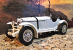1/18 burago メルセデス・ベンツ BENZ SSK 1928 クラシックカー サイクルフェンダー レトロ 戦前 レースカー
