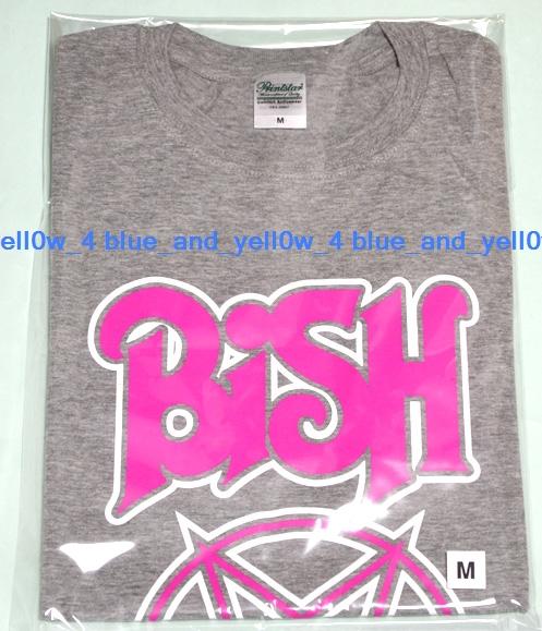 新品 BiSH 限定 RUSHパロディ Tシャツ サイズM