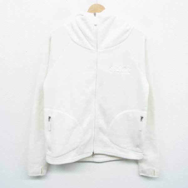 SEKAI NO OWARI セカイノオワリ ARENA TOUR 2013 フリースジャケット パーカー フルジップ S オフホワイト