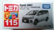 絶版 新品 未開封トミカ No.115 トヨタ ヴォクシー(初回特別仕様)