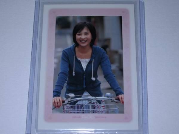 エポック 谷村美月 20枚限定 フォトカード 01/20 グッズの画像