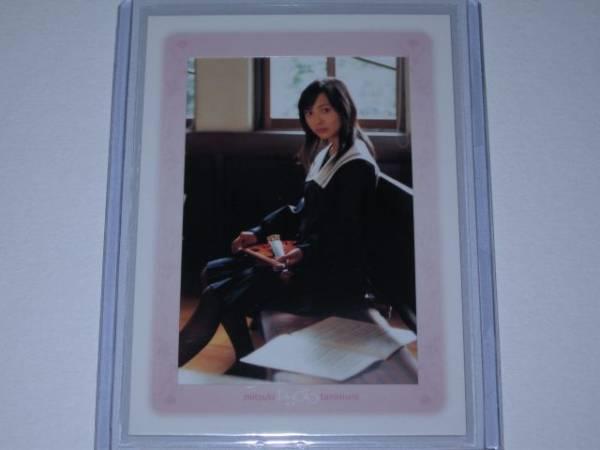 エポック 谷村美月 20枚限定 フォトカード 17/20 グッズの画像