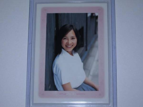 エポック 谷村美月 フォトカード 01/20 グッズの画像