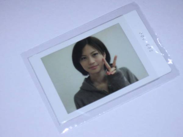 さくら堂 安田美沙子「M」1of1 生チェキ 288/600 グッズの画像