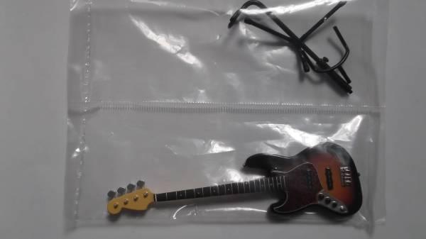けいおん! ギターコレクション 秋山澪モデル ジャズベースtype 内袋未開封 ★即決★_画像3