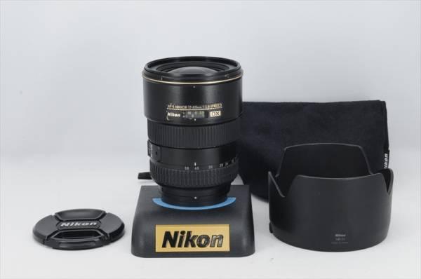 ★美品★Nikon ニコン AF-S 17-55mm F2.8 G ED 付属有 #2060FS