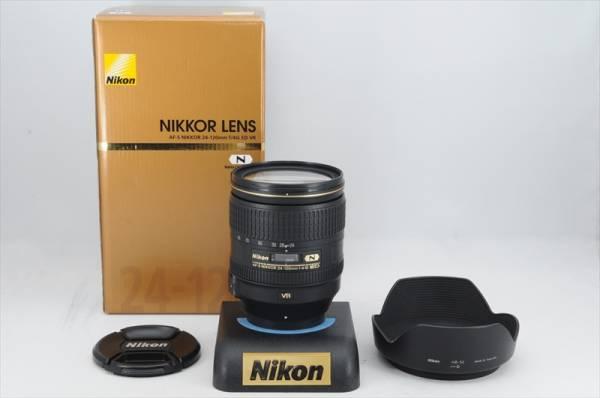 ★極上★Nikon ニコン AF-S 24-120mm F4 G ED VR 付属有 #2153FS