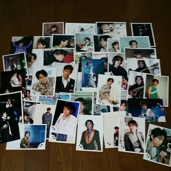 V6☆坂本昌行 写真50枚☆ コンサートグッズの画像