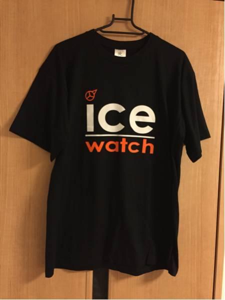 美品 ICE WATCH Tシャツ サイズS アイスウォッチ B&C COLLECTION アイスウォッチ 非売品