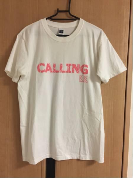 コブクロ KOBUKURO LIVE TOUR '09 CALLING Tシャツ サイズM ライブグッズの画像