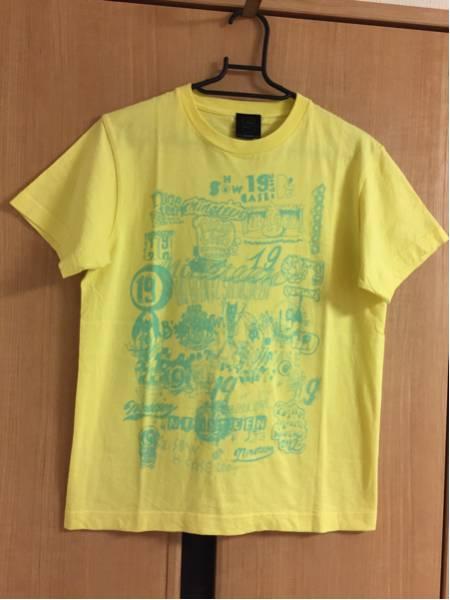 B'z SHOWCACE 2007 NINETEEN 19 Tシャツ サイズS 稲葉浩志 ライブグッズの画像