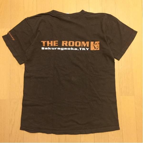 カーハート x 渋谷 THE ROOM 10周年記念 コラボ Tシャツ 非売品? carhartt 沖野修也 kyoto jazz massive