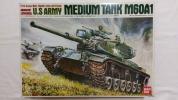 未組立 一部欠品有 バンダイ 1/24 アメリカ陸軍中戦車 M60A1 RC