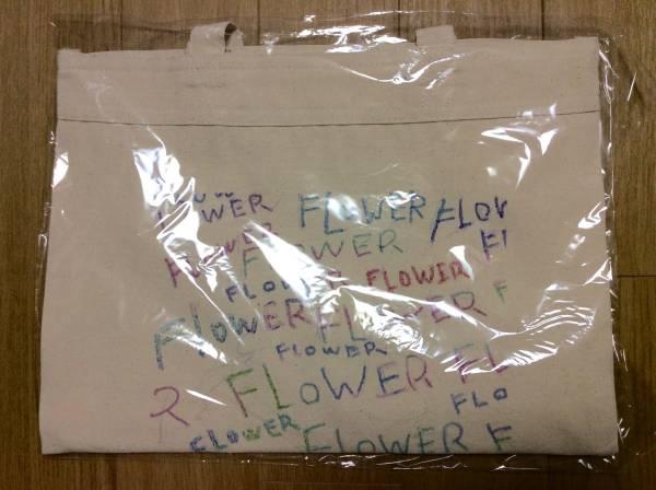 FLOWER FLOWER フラワーフラワー YUI ライブ トートバッグ