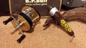 B.P.Bait バスポンド Revolver E.S DELUXE 424 リボルバー デラックス 424 + Picador[ピカドール] セット!! ダイレクトリール!! 美品