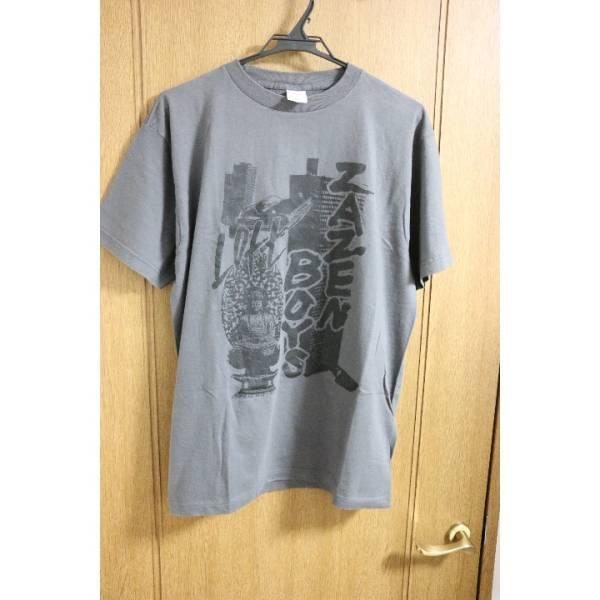 ZAZEN BOYS Tシャツ ③Lサイズ■ザセンボーイズ 向井秀徳 ナンバーガール■