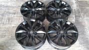 美品 レクサス NX Fスポーツ 純正 18インチ 黒塗装品