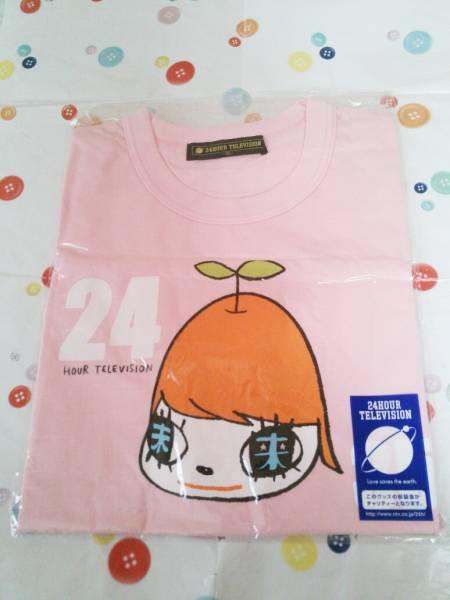 24時間テレビ 35 チャリTシャツ SS ピンク 嵐 2012 グッズ Tシャツ 新品 嵐 大野智 チャリティー