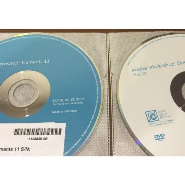 アドビ Adobe Photoshop Elements11 Win/Mac DVD ペイント 画像編集 ソフト PC フォトショップ 送料無料