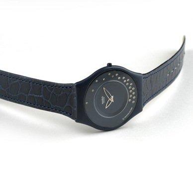 スウォッチ・スキン・SWATCH SKIN SPECIAL・SFZ101パック・LA NUIT ETOILEE・世界9,999セット限定販売・21粒本物ダイヤモンド・貴重品!!!_画像3