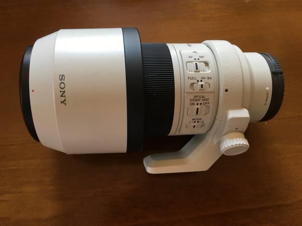 2017.2購入SONY FE 70-200mm F4 G