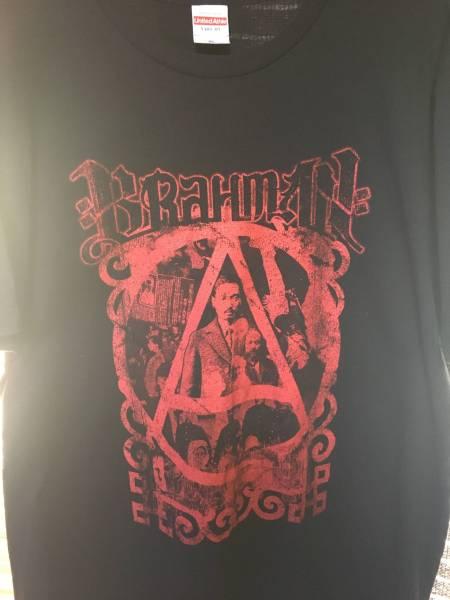 Brahman Tシャツ XL 黒 レア ブラフマン ライブグッズの画像