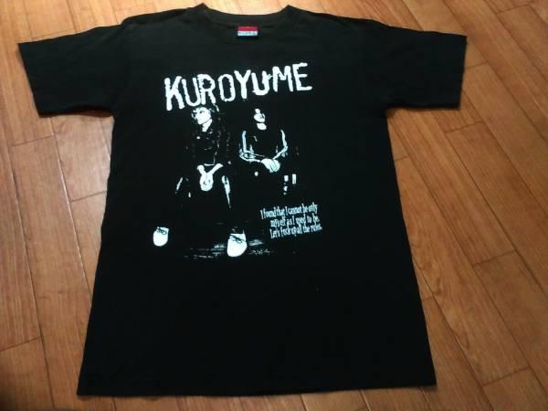 超希少 90's 黒夢 CORKSCREW Tシャツ kuroyume sads 清春 1997