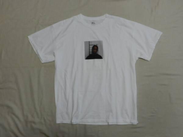 新品未使用TRAVIS SCOTTトラヴィススコット[FREE THE RAGE]Tシャツ WHT XL