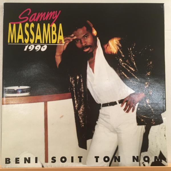 ☆Sammy Massamba/1990 - Beni Soit Ton Nom☆AFRO SYNTH BOOGIE!_画像1