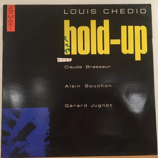 ☆Louis Chedid/Hold Up☆DJ HARVEY!仏SYNTH DISCO!
