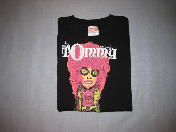 トミー Tommy Rock Opera 2007 Tシャツ