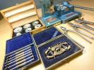 Tool For Clock - 時計工具 大 セット テンプ 振れ見器 ヤットコ 裏蓋閉め MKS まとめて セット 01 アンティーク ビンテージ